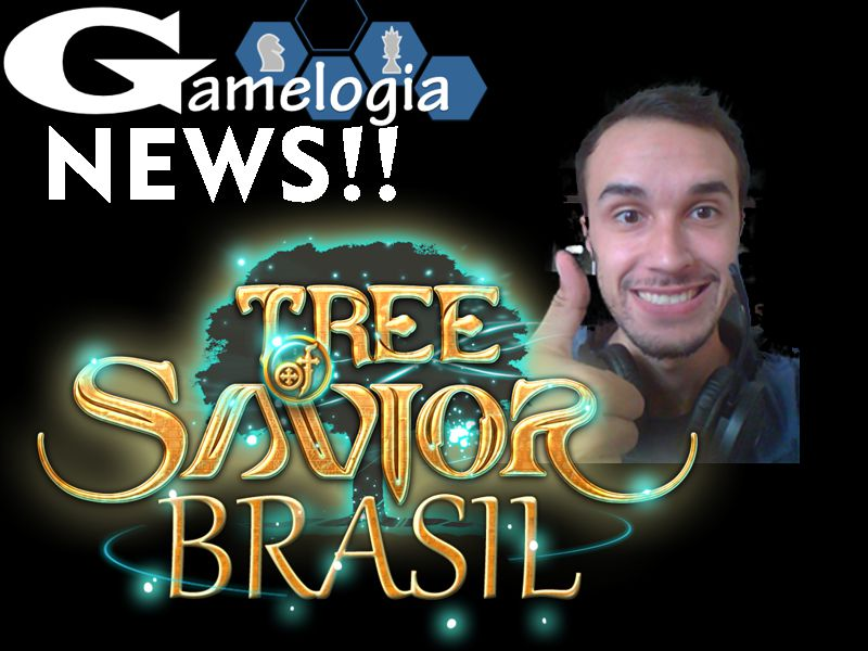 #NEWS! TREE OF SAVIOR NO BRASIL!!!