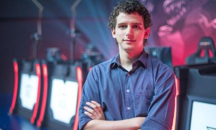 Novo caster para o League of Legends-Brasil