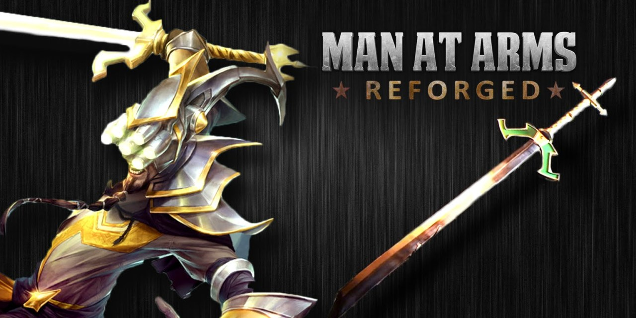 Man at Arms cria espada de Master Yi