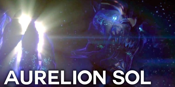 League of Legends – Aurelion Sol Skills novo campeão