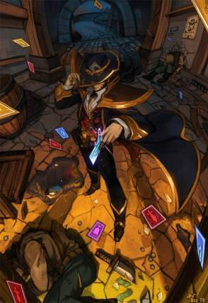 Twisted Fate3