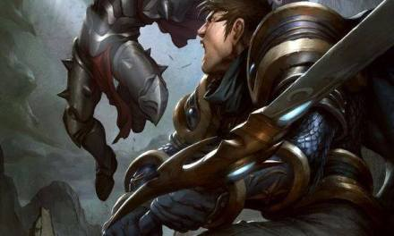 Galeria de imagens de League of Legends