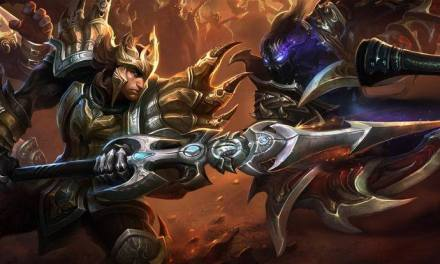 Galeria de imagens de League of Legends #4