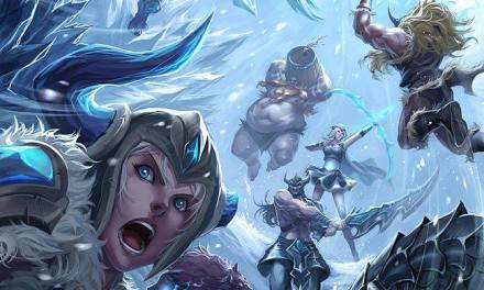 Galeria de imagens de League of Legends #2