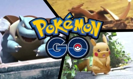 Gameplay de Pokemon GO vaza!