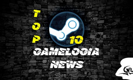 [GAMELOGIA NEWS] Steam Top 10 de vendas Março/2016