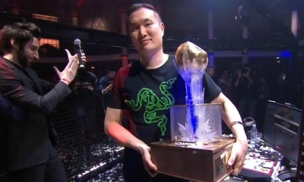 'Street Fighter V': Infiltration é o campeão do Red Bull Kumite