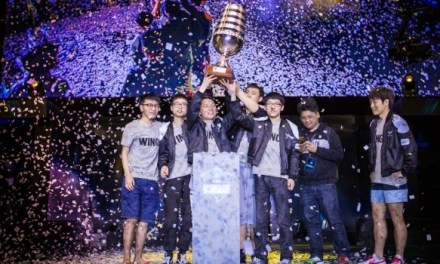 'DOTA 2': Wings Gaming Vence ESL One Manila
