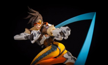 dia 19 de Abril – Tracer disponível no Heroes of the Storm