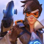 tracer overwatch - Tracer