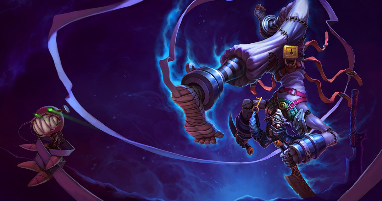 Galeria de imagens de League of Legends #6