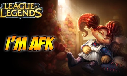 O fim do AFK no League of Legends!