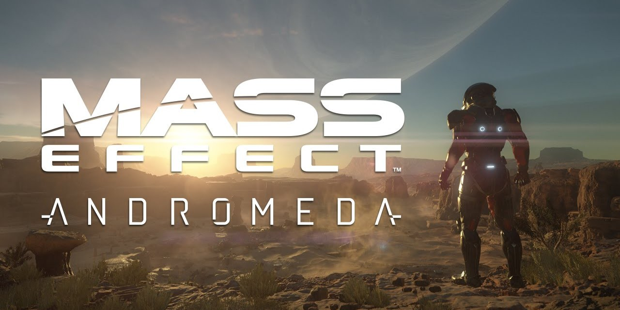 E3 2016 – Mass Effect Andromeda Trailer