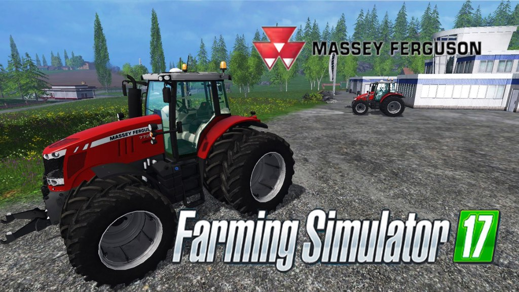 farming simulator 17 - 2