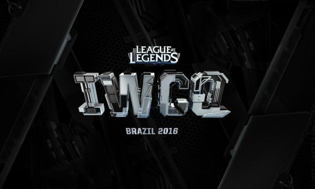 Confrontos finais do Internacional Wildcard Qualifier 2016 (IWCQ)