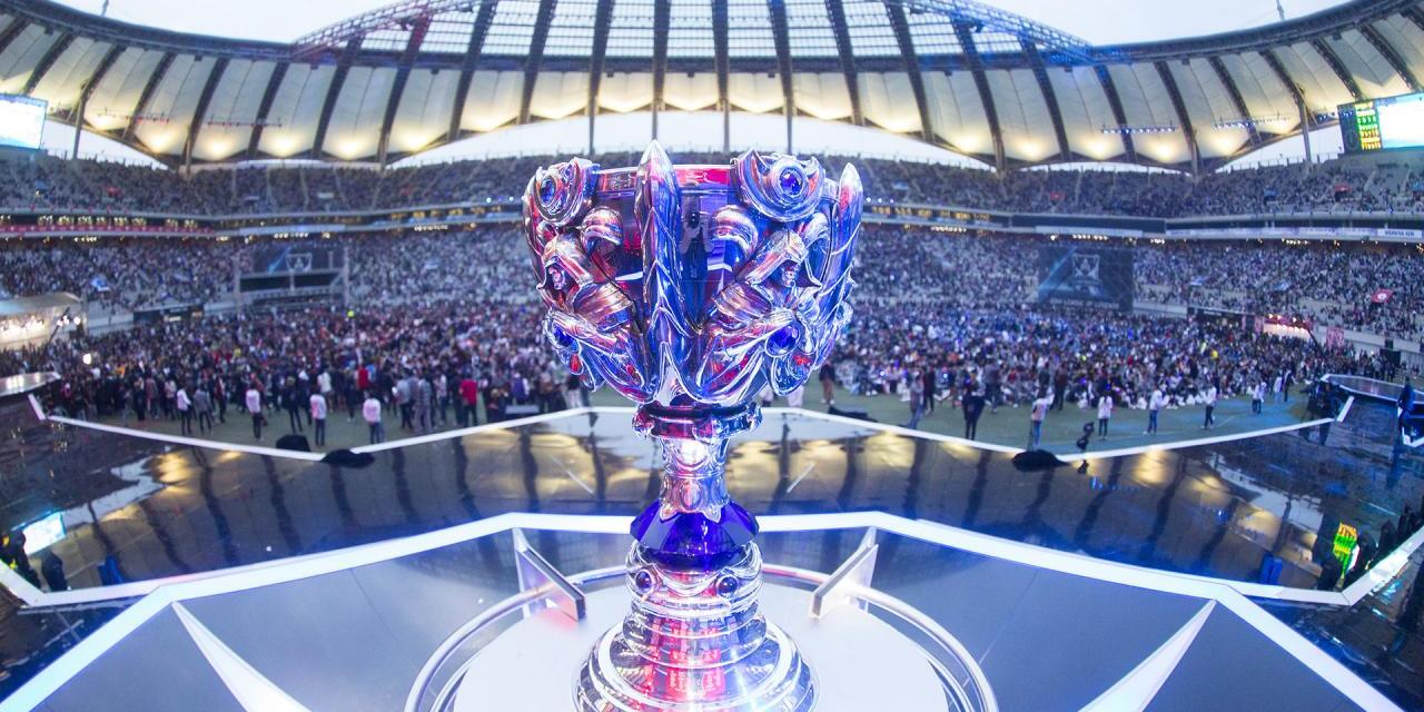 League of Legends – Definido os grupos do mundial