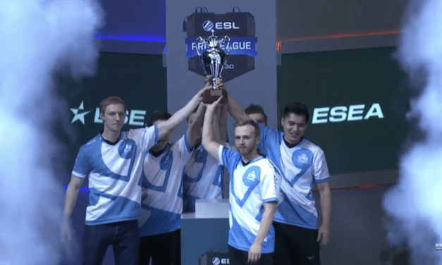 CS:GO ESL Pro League Season 4 – Cloud9 vence SK Gaming