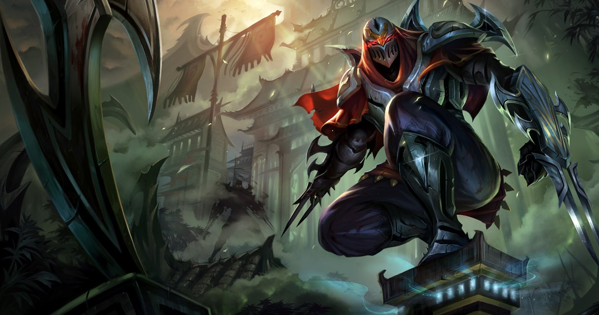 League of Legends – Atualizações de assassinos