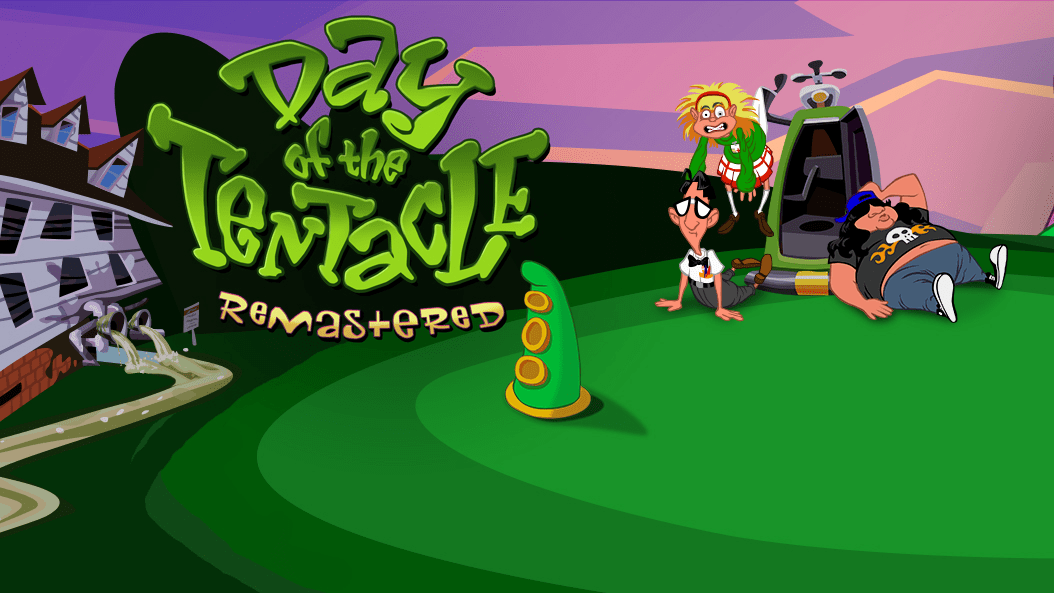 Review: Day of The Tentacle Remastered