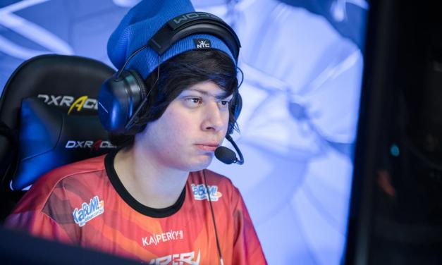 League of Legends – Danagorn está fora da Red Canids