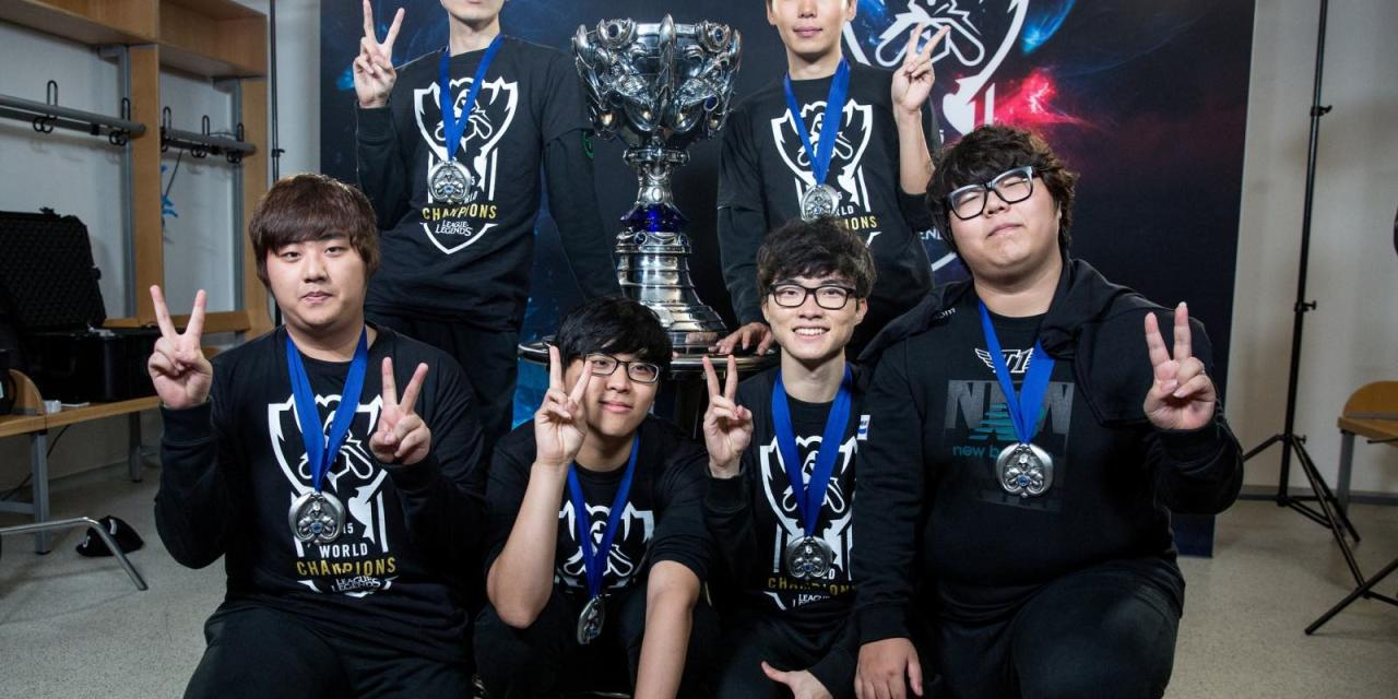 League of Legends – SKT perde três membros de seu time