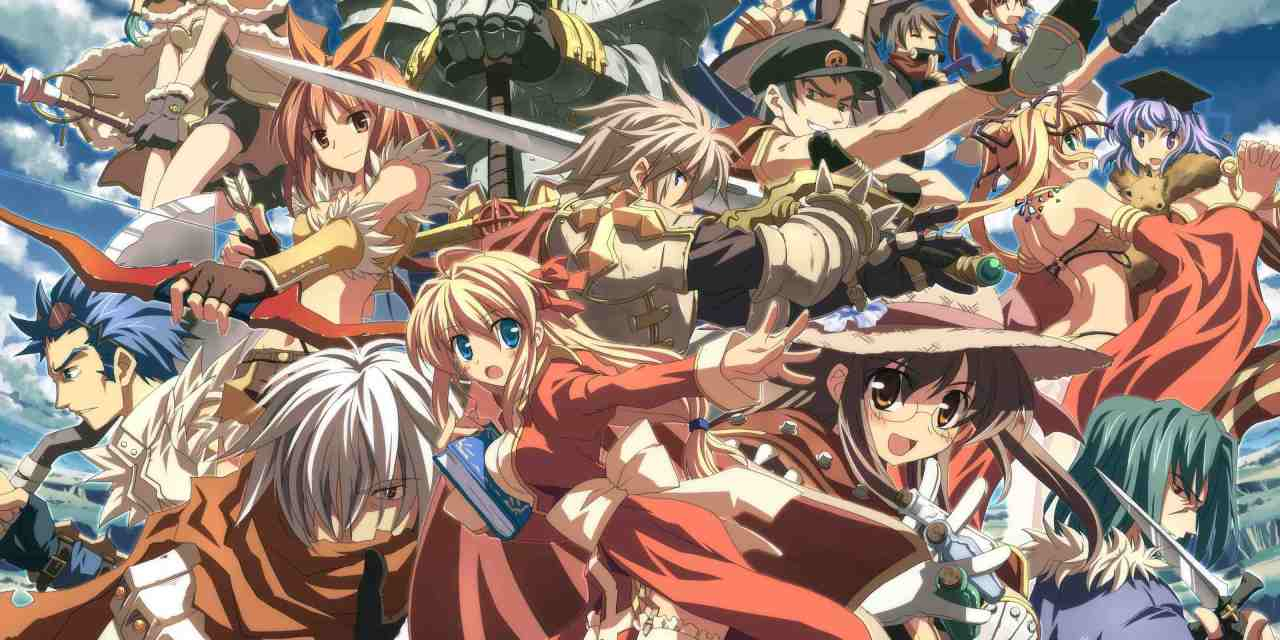 Top 5 MMORPGs estilo animes