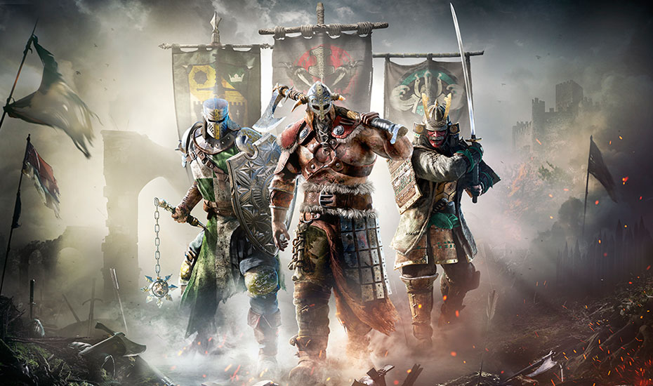 For Honor – Novos trailers mostram o estilo de combate e a história do game