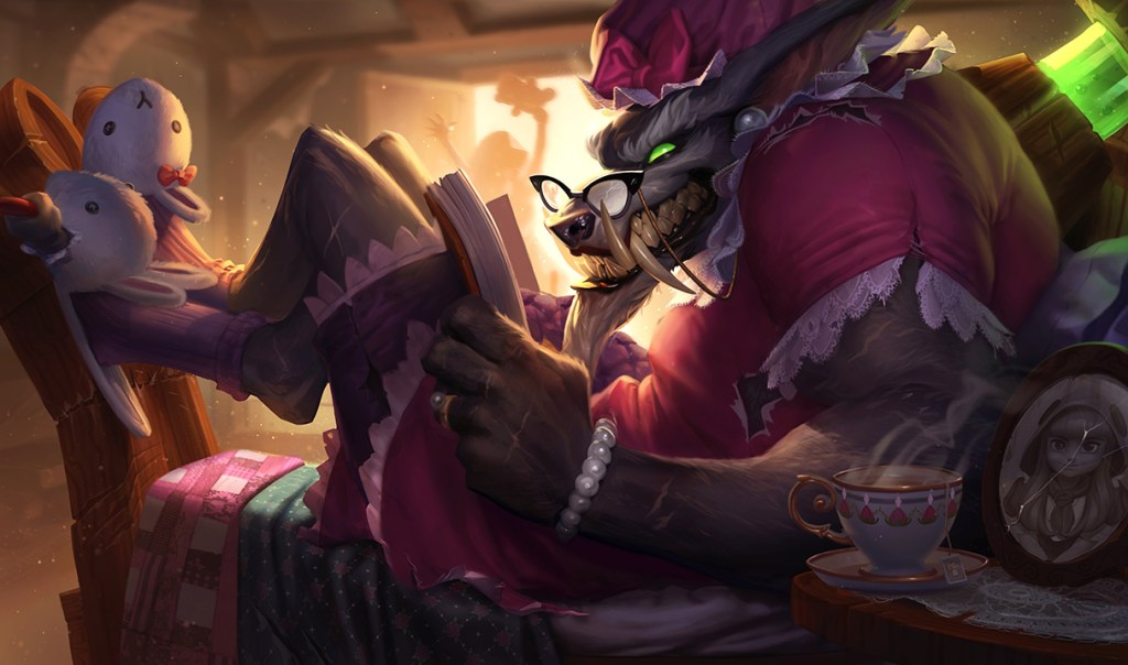 League of Legends warwick 3 1024x604 - League of Legends - PBE 10/01 - Rework Warwick, Novas Skins, Nerfs em Darius, Katarina, Yasuo