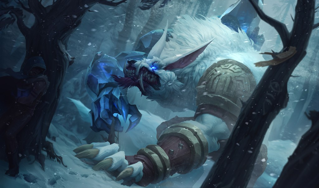 League of Legends warwick 4 1024x604 - League of Legends - PBE 10/01 - Rework Warwick, Novas Skins, Nerfs em Darius, Katarina, Yasuo