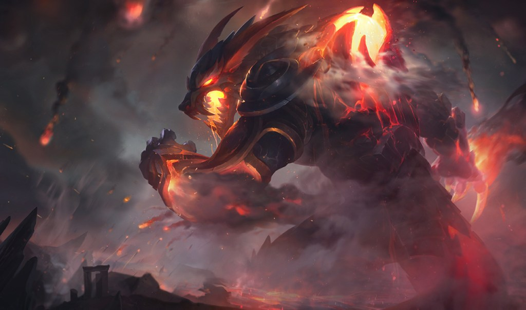 League of Legends warwick 5 1024x604 - League of Legends - PBE 10/01 - Rework Warwick, Novas Skins, Nerfs em Darius, Katarina, Yasuo