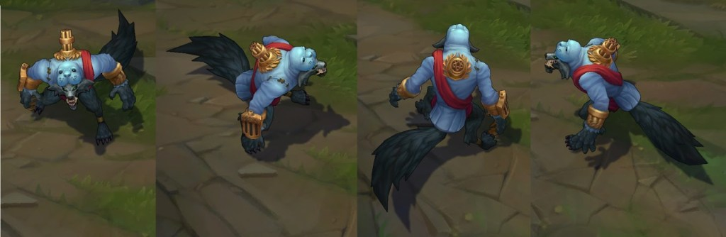League of Legends warwick rework 10 1024x334 - League of Legends - PBE 10/01 - Rework Warwick, Novas Skins, Nerfs em Darius, Katarina, Yasuo