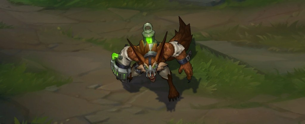 League of Legends warwick rework 15 1024x417 - League of Legends - PBE 10/01 - Rework Warwick, Novas Skins, Nerfs em Darius, Katarina, Yasuo