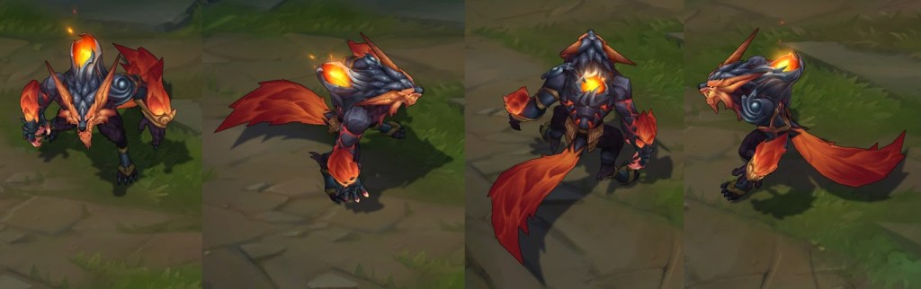 League of Legends warwick rework 18 1024x322 - League of Legends - PBE 10/01 - Rework Warwick, Novas Skins, Nerfs em Darius, Katarina, Yasuo