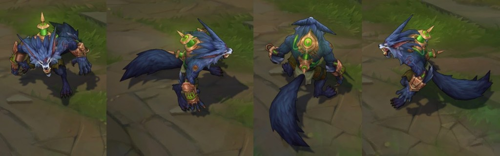 League of Legends warwick rework 27 1024x321 - League of Legends - PBE 10/01 - Rework Warwick, Novas Skins, Nerfs em Darius, Katarina, Yasuo