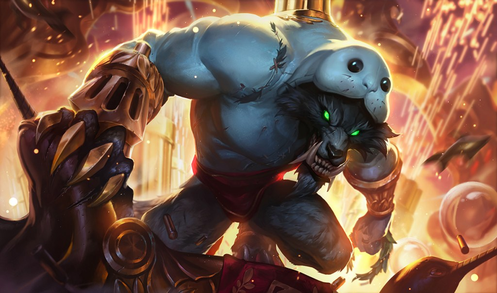 League of Legends warwick11 1024x604 - League of Legends - PBE 10/01 - Rework Warwick, Novas Skins, Nerfs em Darius, Katarina, Yasuo