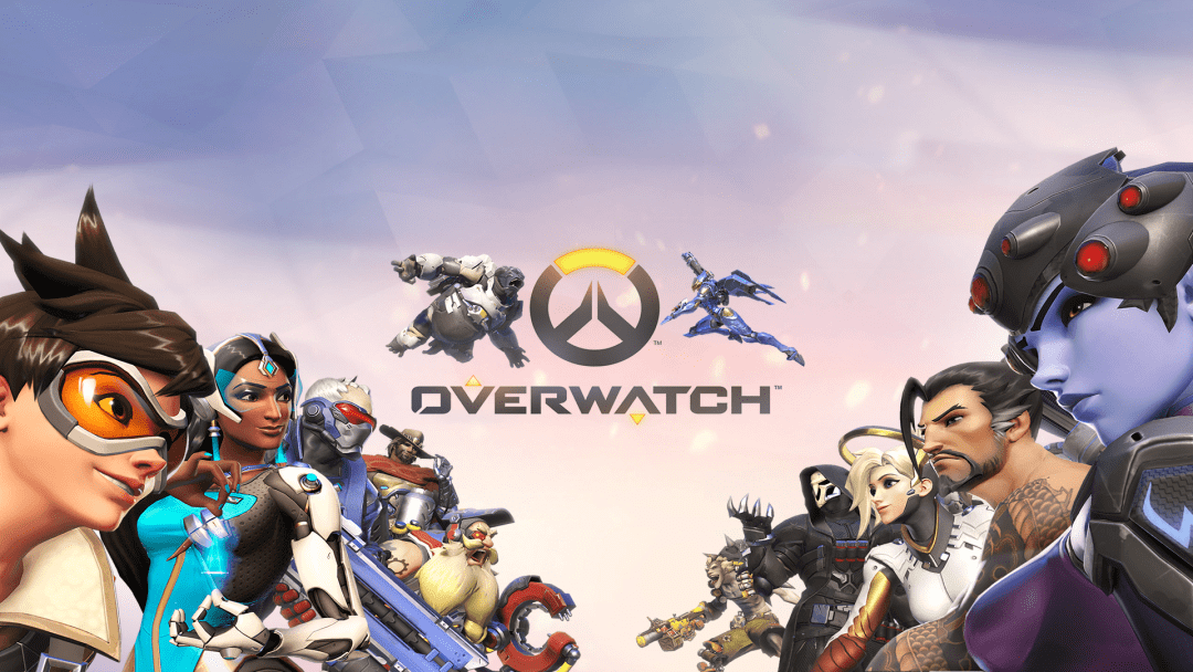 Wallpapper overwatch - time1