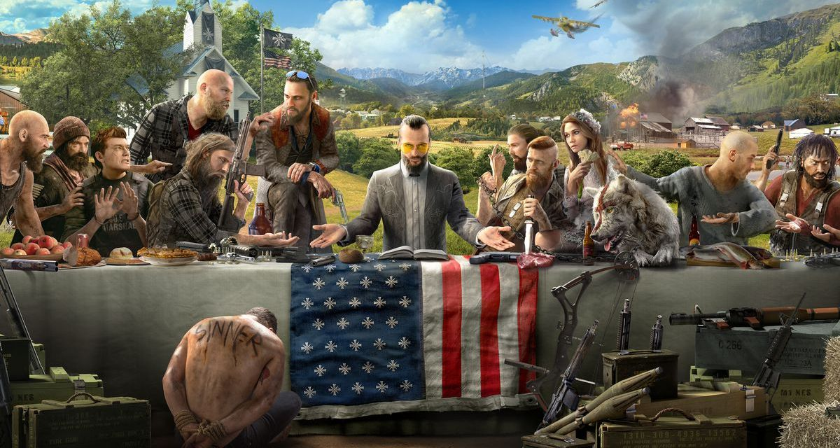 Ubisoft libera novos gameplays de Far Cry 5