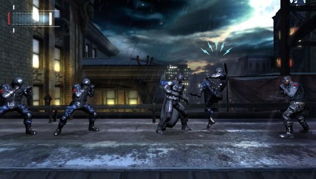 Batman: Arkham Origins BLACKGATE(バットマン アーカム・ビギンズ ブラックゲート)