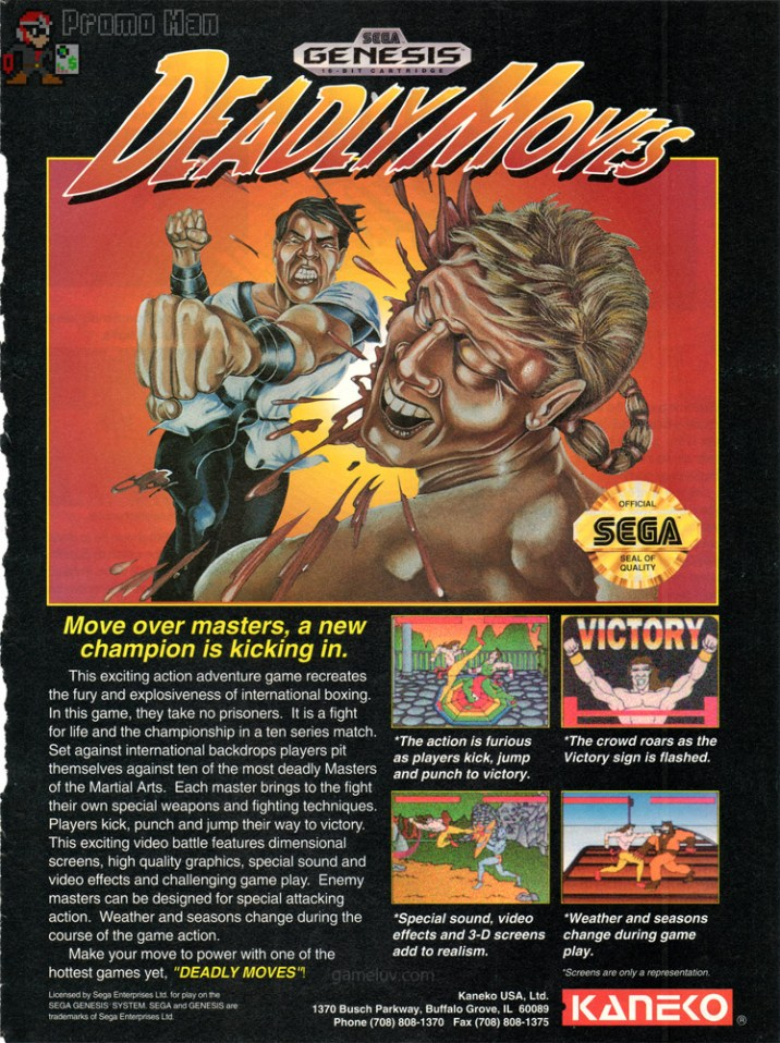 deadlymoves