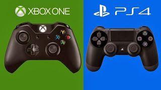 xbox one vs ps4 580 75