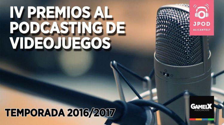 Premios al Podcasting de Videojuegos 2017