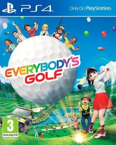 everybodys golf cover