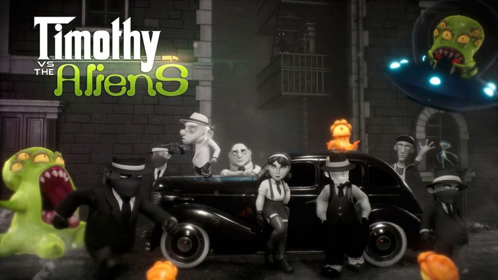 Timothy vs the Aliens screenshots 00