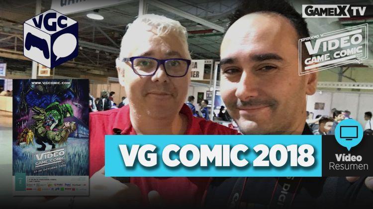 Video Game Comic 2018