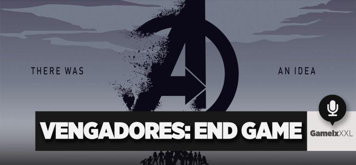 Monográfico Vengadores: End Game