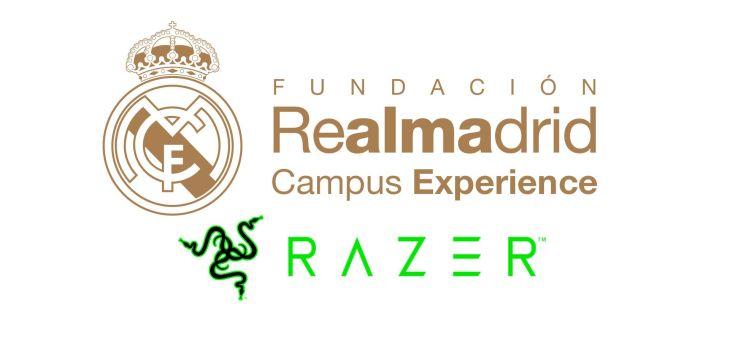 RAZER Y CAMPUS EXPERIENCE FUNDACIÓN REAL MADRID COLABORAN PARA UN GAMING RESPONSABLE
