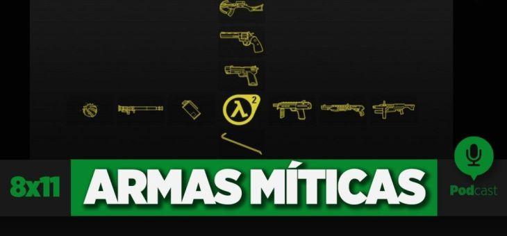 Armas míticas en los videojuegos | GAMELX 8×11