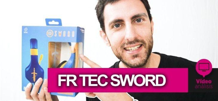 Análisis de auriculares FR-TEC Sword y FR-TEC Shield