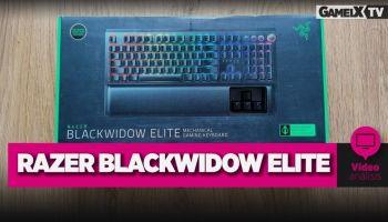 análisis razer blackwidow elite