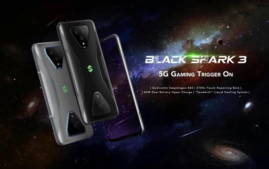 smartphone gaming Black Shark Series